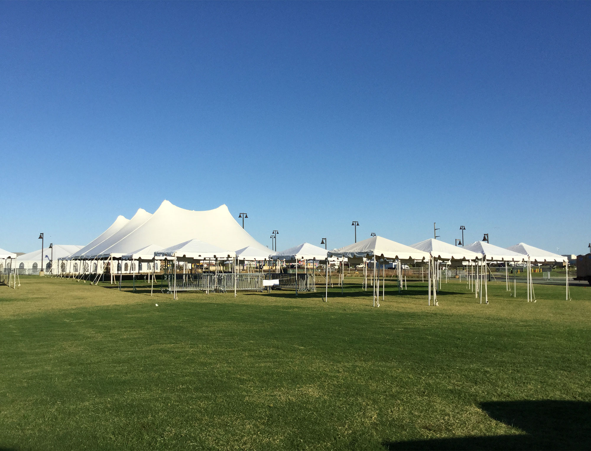 Party Tent Rentals in Raleigh, Wilson, & Greenville, NC