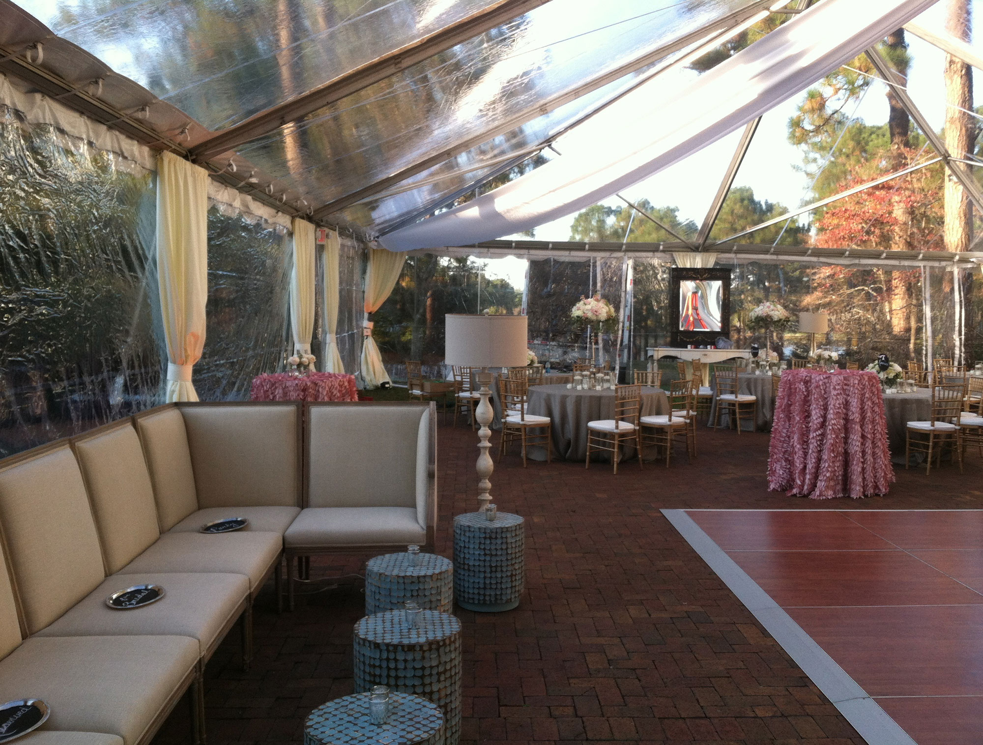 Indoor patio set rental | Chair & Equipment Rentals, Raleigh, NC